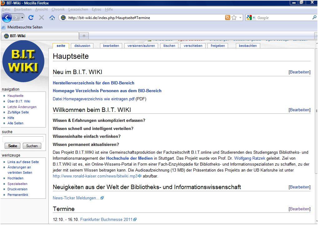 B.I.T. Wiki